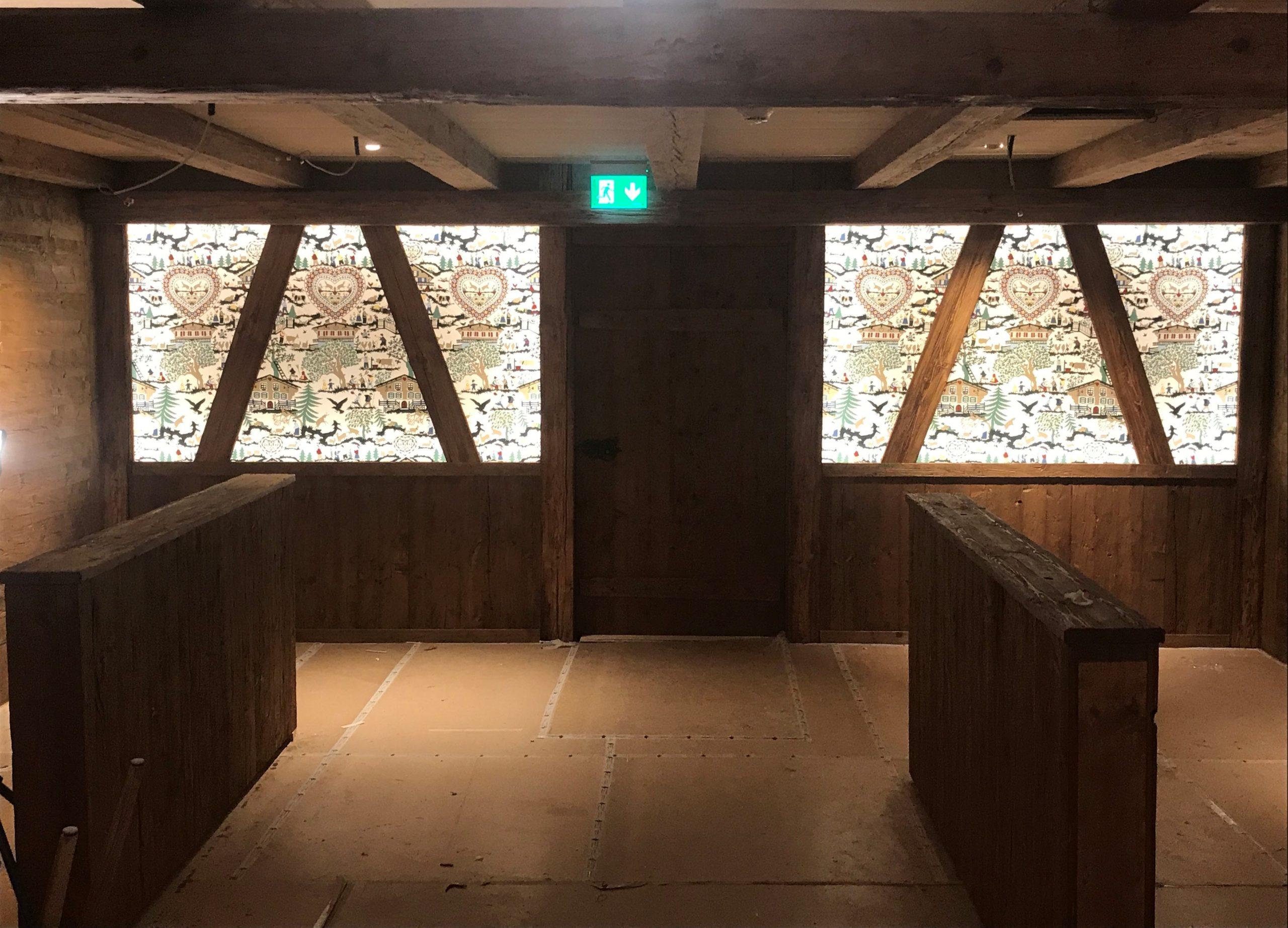 Gstaad tenture